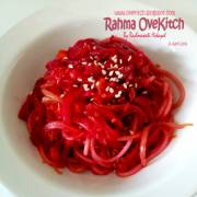 Resep Bloody Marry Spaghetti