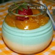 Resep Pudding in a Jar