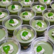 Resep Green Tea Pudding