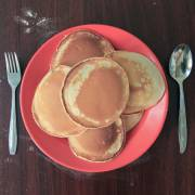 Resep Old Fashioned Pancake